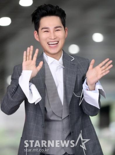 [★포토]김희재 '즐거운 미소'