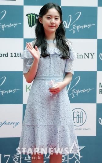 [★포토]박지후 '청순한 자태'