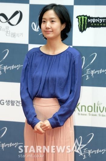 [★포토]들꽃영화상 참석한 김시은