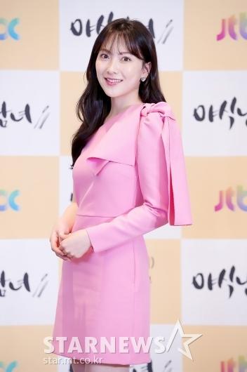 [★포토]강지영 '더 예뻐진 미모'