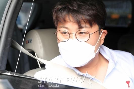 [★포토]김호중 '팬들과 눈빛대화'
