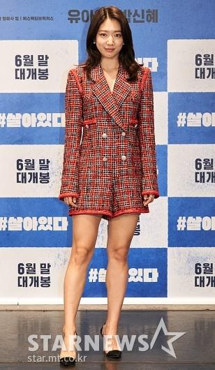 [★포토]박신혜 '아름다운 생존자'