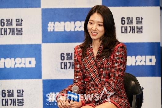 [★포토]박신혜 '예쁜 미소'
