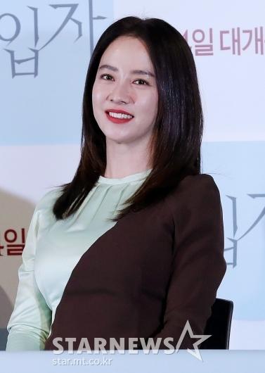 [★포토]송지효 '어여쁜 미소'