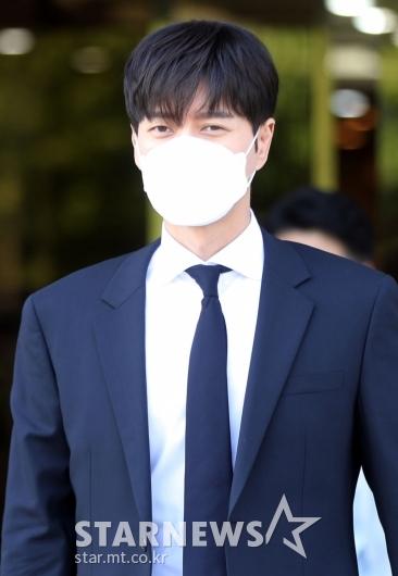 [★포토]박해진 'KBS119, 봉사상 수상'