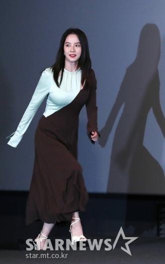[★포토]송지효 '가릴 수 없는 몸매'
