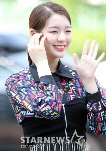 [★포토]시크릿넘버 수담 '깨물어주고 싶은 미소'
