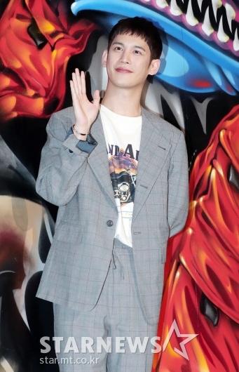 [★포토]박기웅 '잘생긴 대표'