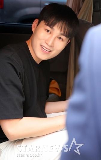 [★포토]김희재 '청량감 가득한 미소'