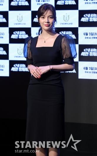 [★포토]조소진 '아이돌에서 배우로'