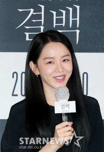 [★포토]신혜선 '결백' 주인공으로 인사 드려요!