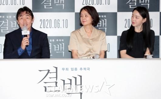 [★포토]허준호 '배종옥-신혜선 연기가 너무 좋네요'