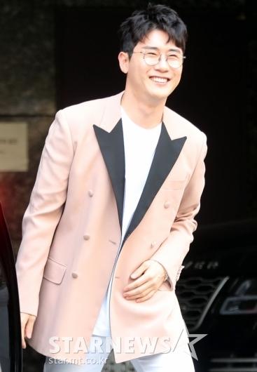 [★포토]영탁 '서글서글한 미소'