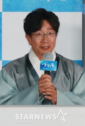 [★포토]박철민 '조선최고 장단잽이'