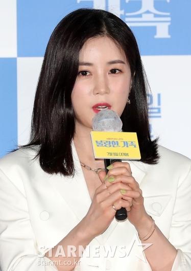 [★포토]박초롱 '영화 첫 주연 맡았어요'