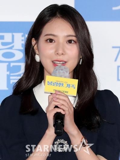 [★포토]김다예 '스크린에서 만나요!'