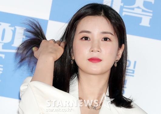 [★포토]박초롱 '돋보이는 미모'