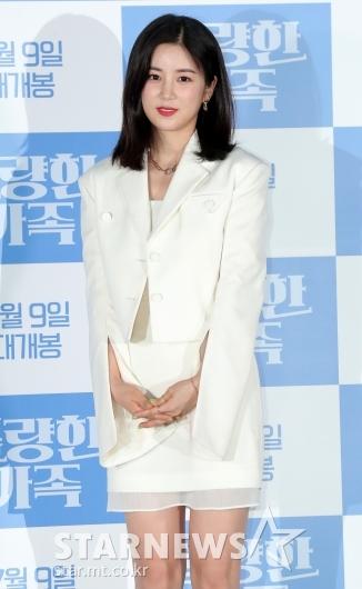 [★포토]박초롱 '감탄사 나오는 실물 미모'