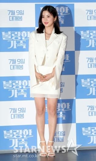 [★포토]박초롱 '순백의 여신 강림'