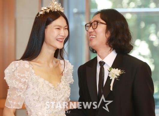 김경진-전수민 '너무 행복해요'[★포토]