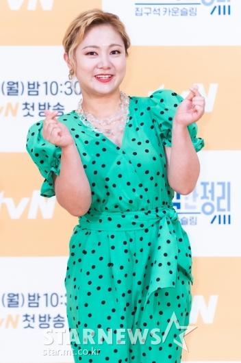박나래 '집정리의 왕'[★포토]