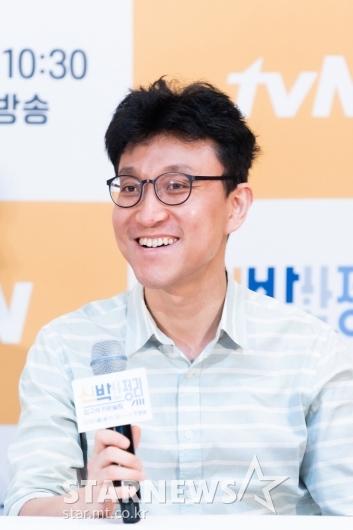 '신박한 정리' 설명하는 김유곤PD[★포토]
