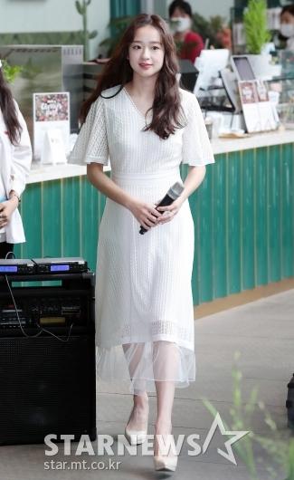 손연재 '오랜만에 보는 체조요정'[★포토]