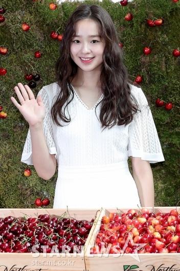 손연재 '인사도 사랑스럽게'[★포토]