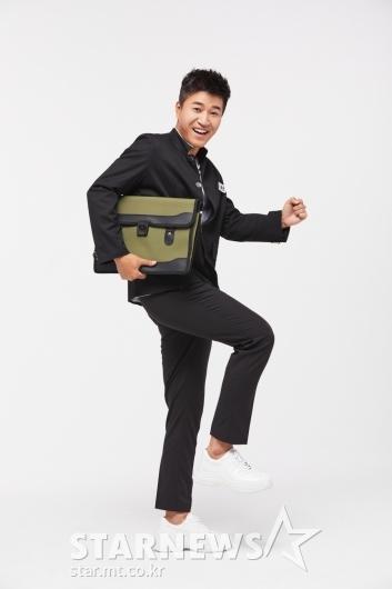 김종민 '재밌게 놀아볼까요?'[★포토]