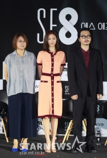 노덕-이연희-이동휘 'SF8 만신 주역들'[★포토]