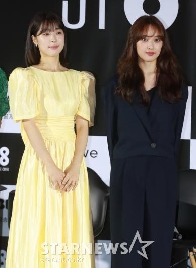 최성은-김보라 '미녀 우주인들'[★포토]