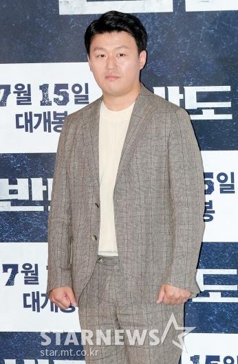 김민재 '형사 역할 탈출'[★포토]