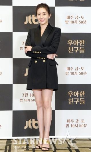 송윤아 '여전히 우아한 자태'[★포토]