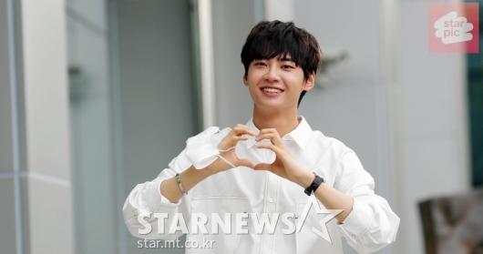 이진혁 '아기태양의 사랑해요!' [영상]