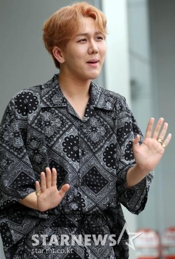 김수찬 '귀여운 춤사위' [★포토]