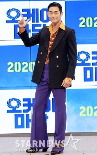 배정남 '이 구역 패셔니스타'[★포토]