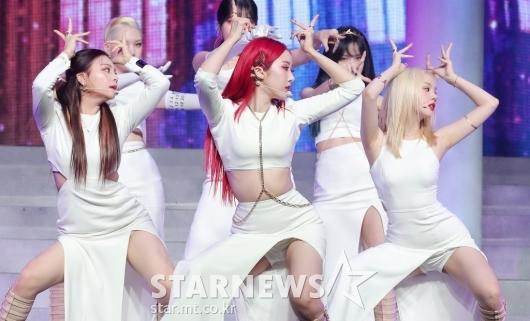 여자친구 '마녀들의 댄스'[★포토]