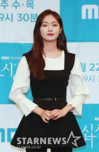 김혜준 '첫 드라마 주연이에요'[★포토]