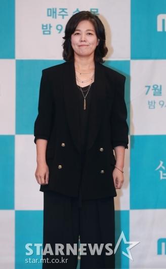 김정영 '블랙으로 깔끔하게'[★포토]