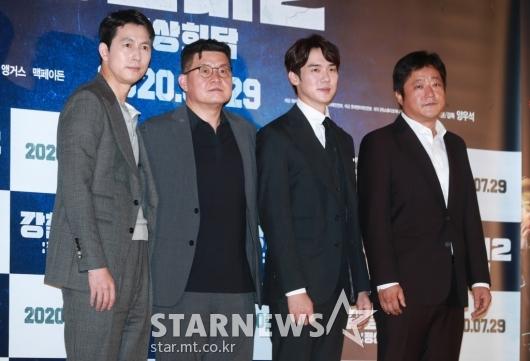 '강철비2:정상회담, 주역들'[★포토]