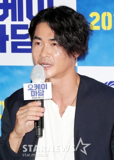 배정남 '이제는 코미디 연기 달인'[★포토]