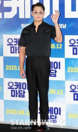 박성웅 '어딘가 살벌한 오케이'[★포토]
