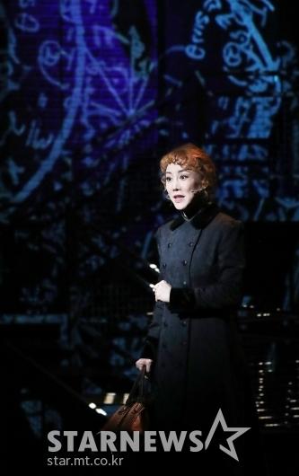 김소향 '마리퀴리의 열정'[★포토]