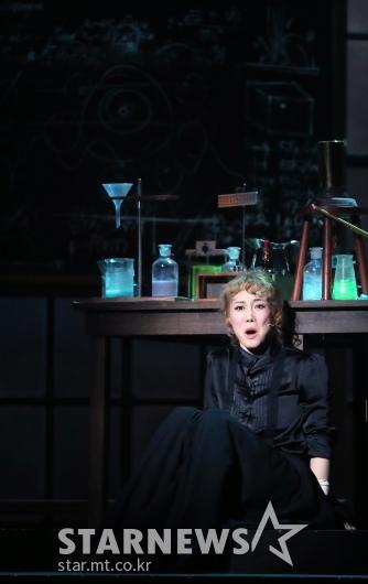 김소향 '멈출 수 없는 마리의 열정'[★포토]