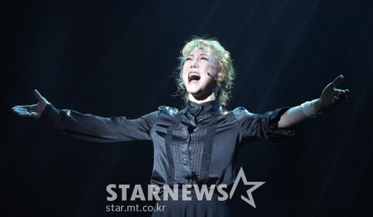 김소향 '마리의 절규'[★포토]