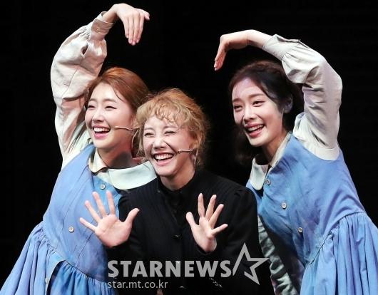 이봄소리-김소향-김히어라 '사랑해주세요!'[★포토]