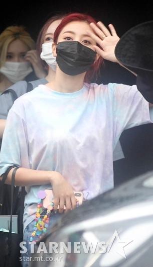 트와이스 지효 '눈빛만 봐도 예뻐!' [★포토]
