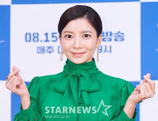 윤세아 '여전한 꿀피부'[★포토]
