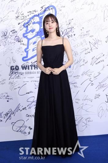박세완 '단아한 블랙 드레스'[★포토]