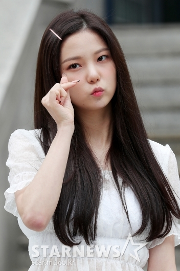CLC 최유진 '사랑스럽죠?'[★포토]